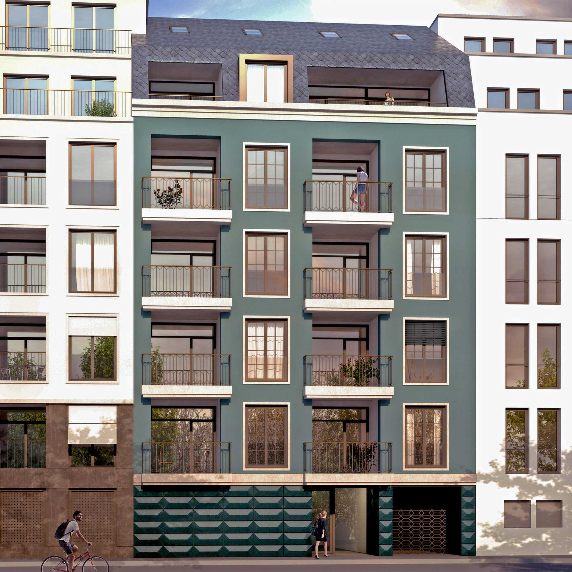 start hafen 01 wohnen an der elbpromenade. Black Bedroom Furniture Sets. Home Design Ideas